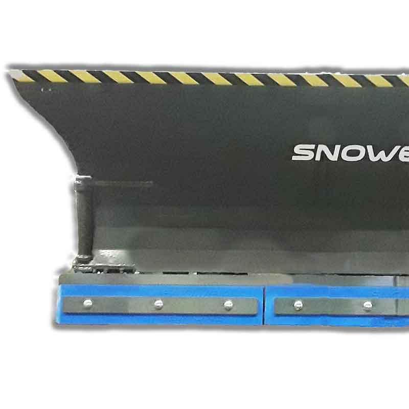 Snowek D.E.R. Blade - Hard rubber blades